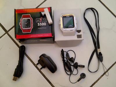 paket penjualan hp mito s500 jam tangan