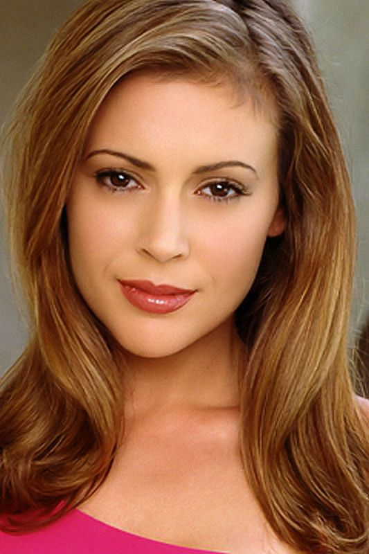 alyssa milano celebrities - photo #31