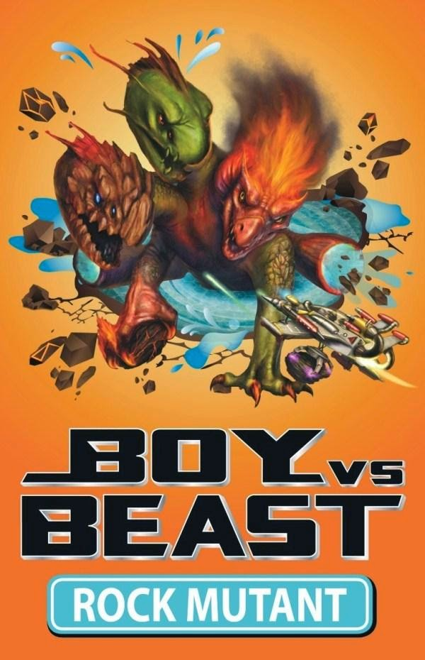 Buzz words june 2014 boy vs beast 9 rock mutant fandeluxe Gallery