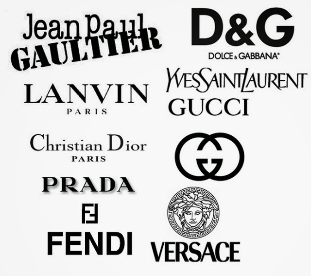 Fashion Designer Names FASHION How To Correctly