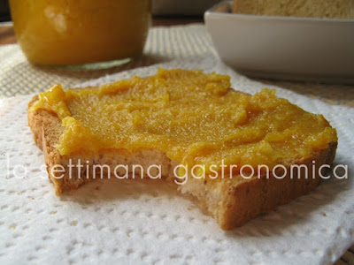 Marmellata light d'arancia