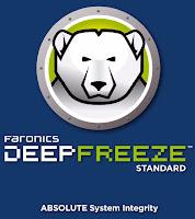 Deep Freeze Standard 7.3 + Serial