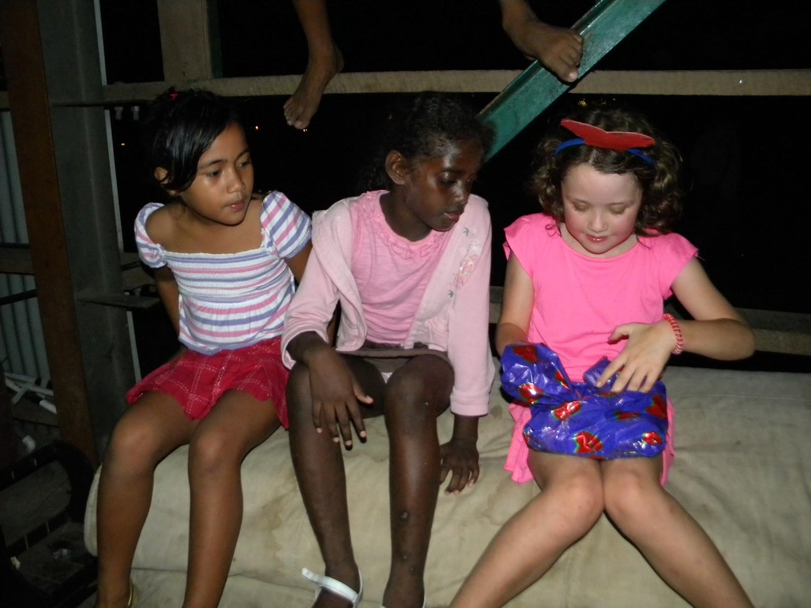 Solomon island adventure