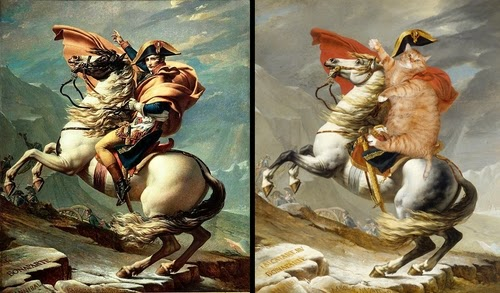10-Jacques-Louis-David-Napoleon-Crossing-The-Alps-Fatcatart-Fat-Cat-Art-www-designstack-co