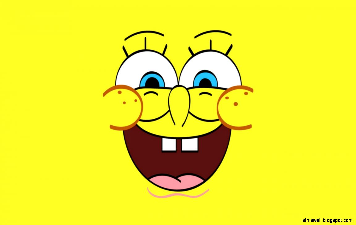 Spongebob SquarePants Face