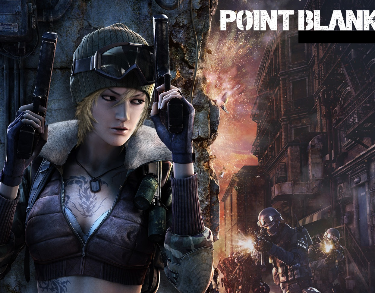 Point Blank Wallhack Hotkey Güncel Oyun Hile botu indir 2012