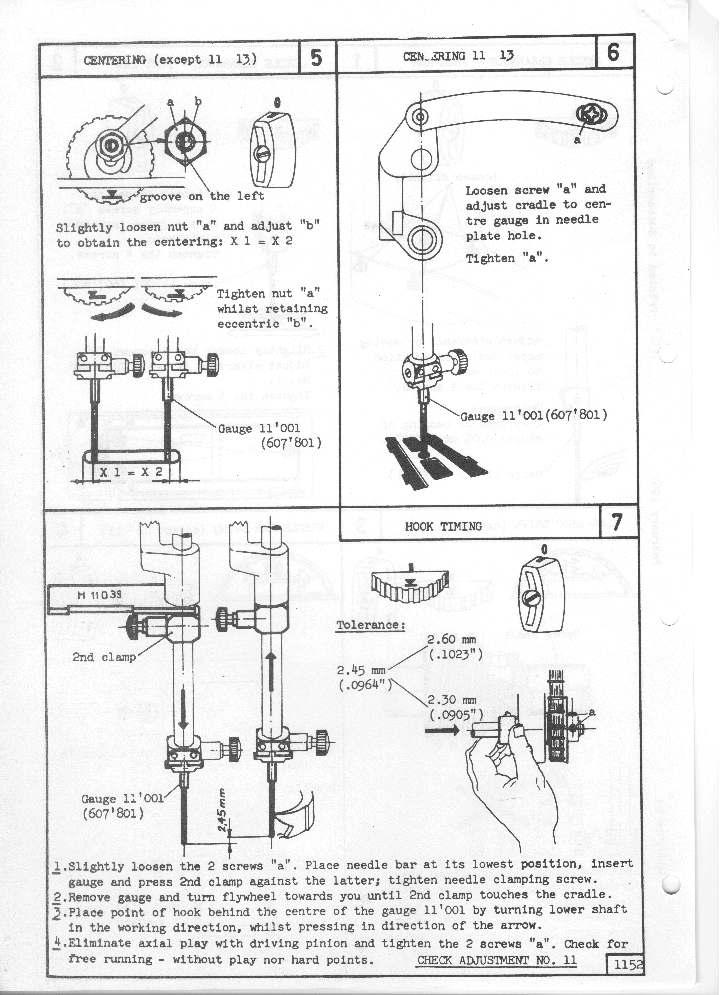 absolute sewing machine information  elna star series