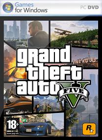 Grand Theft Auto V Repack-CorePack Terbaru 2015 cover 1