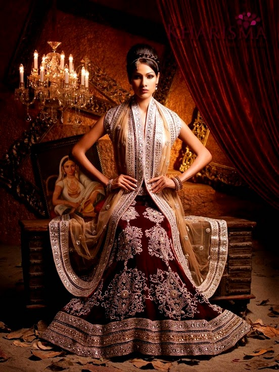 Indian Lehenga Collection 2014-2015