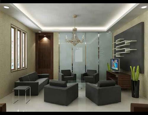 Dekorasi Interior Ruang Tamu Minimalis 2014