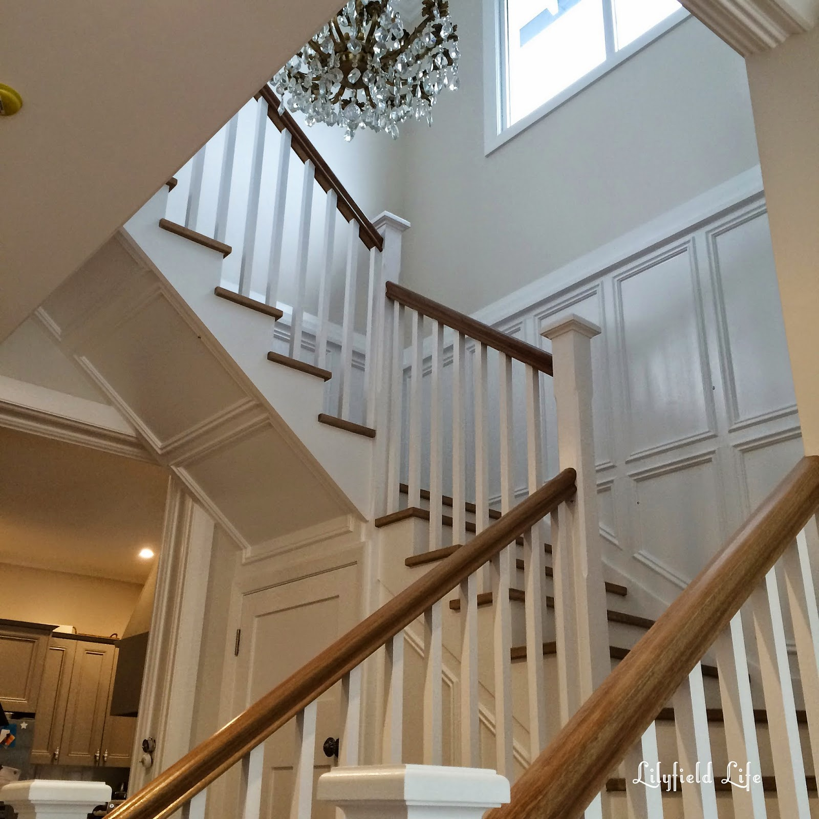 Renovation Update: Staircase Progress