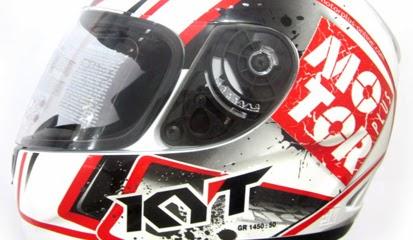 Brosur Daftar Harga Helm KYT Lengkap Terbaru 2014