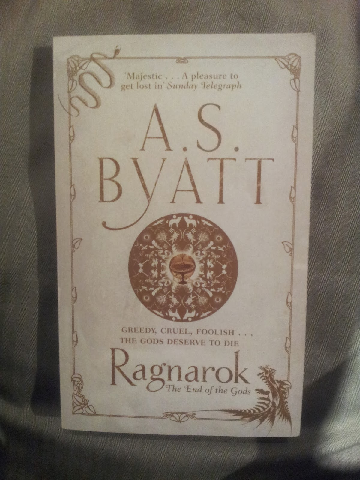 a.s. byatt essays on the short fiction For if each of as byatt's narratives is in some way inspired by a painting  the  book is comprised of three short stories, loosely linked through.