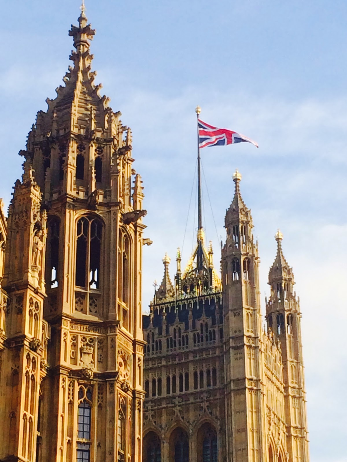 Visual Sound INSIDE PALACE OF WESTMINSTER LONDON