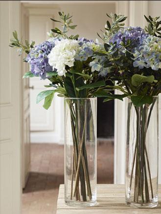 Decoraci n artico ideas y consejos con flores y plantas artificiales ideas centros de mesa - Decoracion con plantas artificiales ...