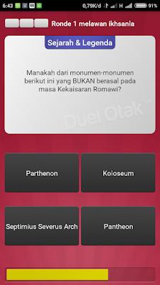 Download Apk Duel Otak Versi Terbaru Premium Gratis