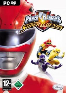 Download Power Rangers: Super Legends (PC)
