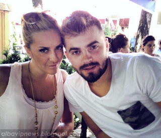 """Meti dhe Joana tek """"Largebar"""" ne Prishtine"""