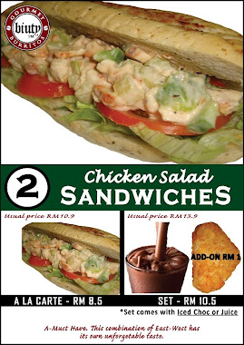 Set 2-Chicken Salad Sandwich