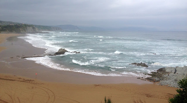 sope buenas olas