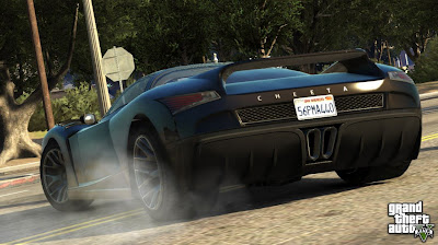 Grand Theft Auto V (GTA 5) Screenshots 3