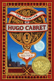 The Invention of Hugo Cabret Brian Selznick cover