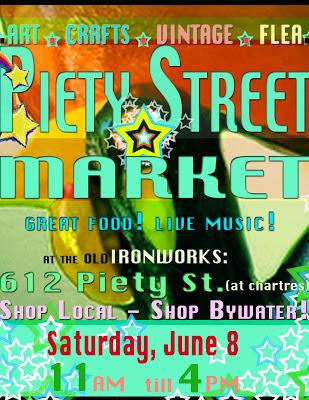 June 8th Piety Market Flyer