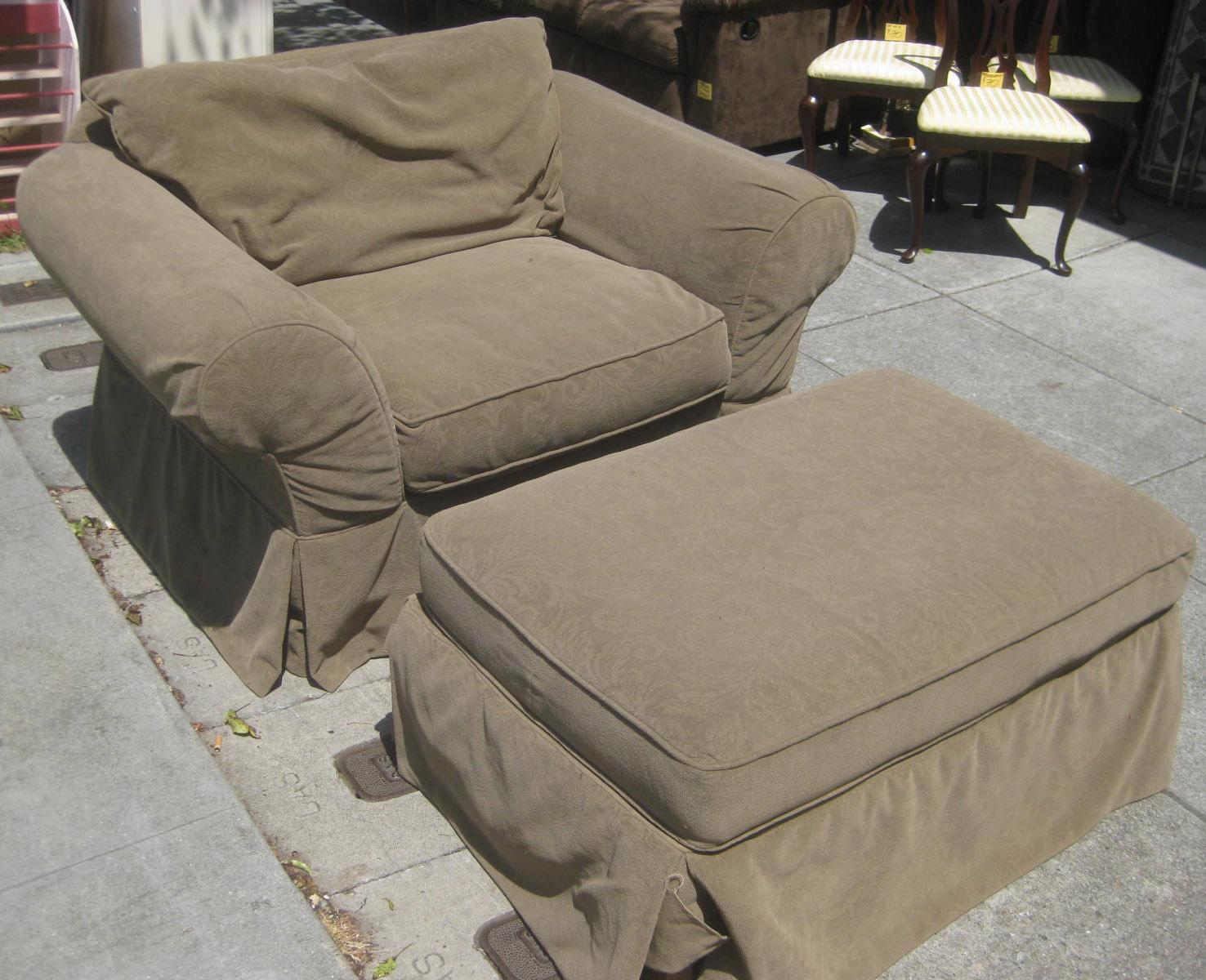 Uhuru Furniture Amp Collectibles Sold Olive Oversized