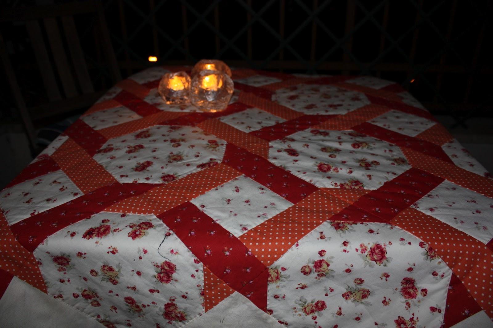 Fraupatchwork y sus ositos manteles de patchwork para la for Manteles de