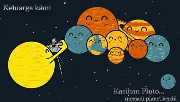 Sistem Suria Nasib Pluto