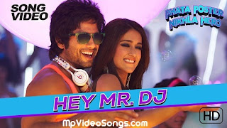 Hey Mr DJ (Phata Poster Nikla Hero) HD Mp4 Video Song