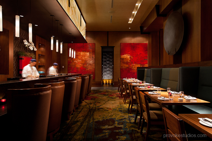 Vancouver architectural food photographer interior