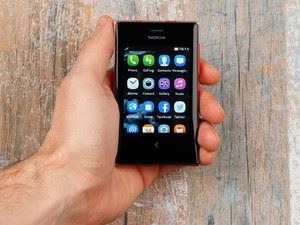 نوكيا آشا 503- ثنائى البطاقة SIM-كاميرا 5 ميجابكسل -الشاشة 3 بوصة