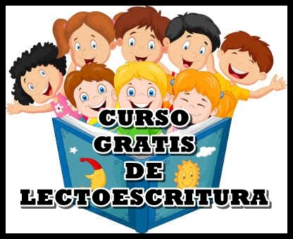 CURSO DE LECTOESCRITURA
