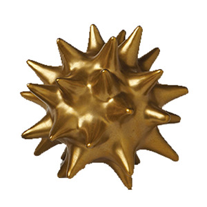 FURBISH BRONZE URCHIN OBJECT