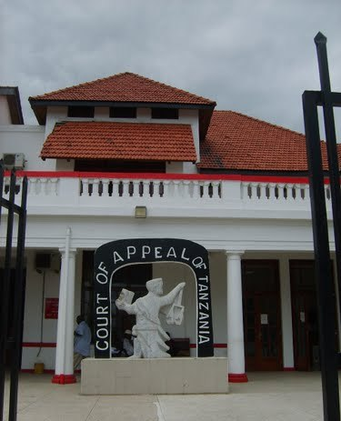 Tanzania Court of Appeal Building