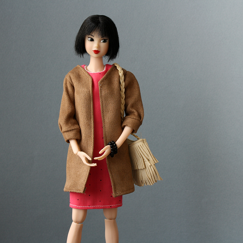 clothes for playscale dolls by minimagine