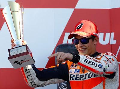 Marquez: Rossi Kembali Hina Saya Setelah Kalah dari Lorenzo