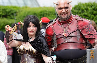 World of Warcraft dress up like characters real life