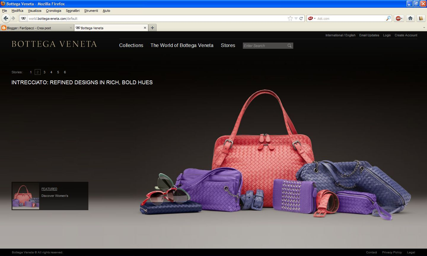 Bottega Veneta Outlet | FanSpacci