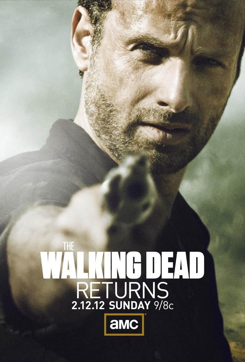 Walking Dead Tem Uno