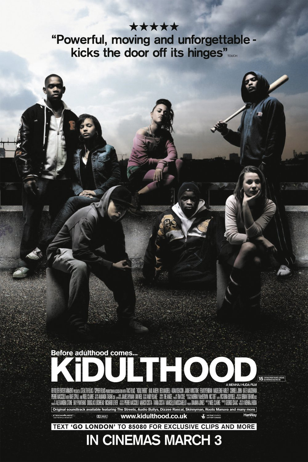 representation of teenages in the kidulthood 2008-11-02 trailer analysis - kidulthood kidulthood  the representation of kidulthood is about the lives of several teenagers growing.