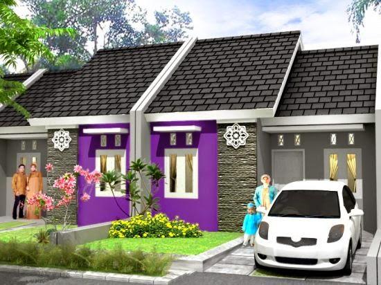 Desain Rumah Minimalis Type 36 gambar 6
