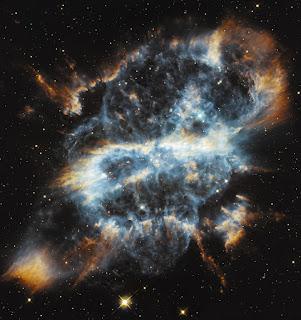 Планетарная туманность NGC 5189
