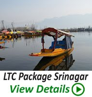 LTC Package Srinagar