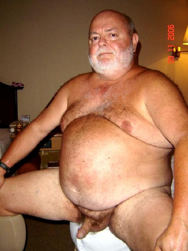 Hombres Maduros Desnudos Gordos Peludos