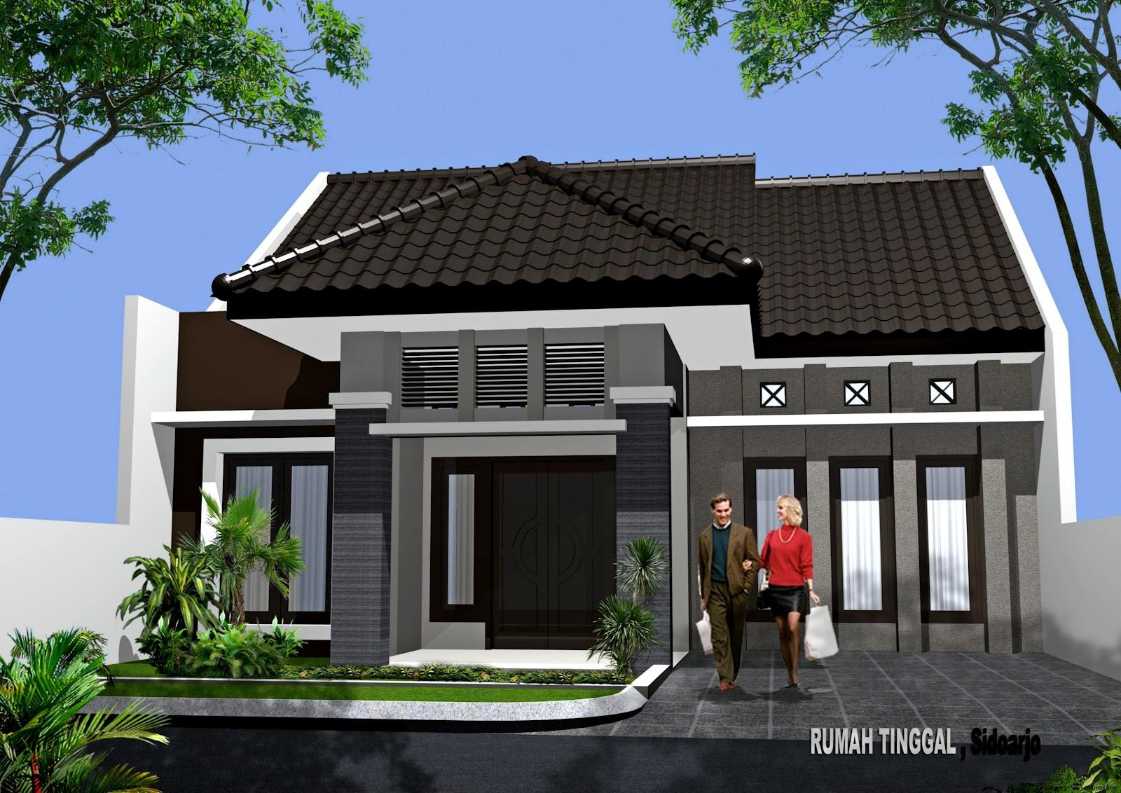 Wwwgambar Rumah Minimaliscom Design Rumah Minimalis