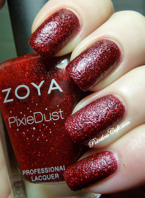 Zoya Pixie Dust Chyna Zoya Pixie Dust Collec...