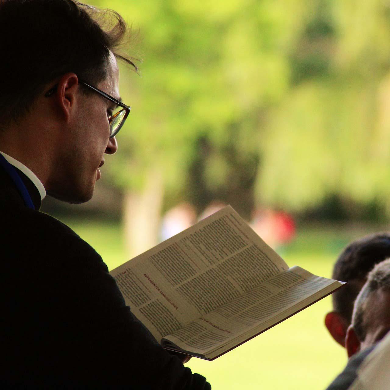 Seorang Pendeta