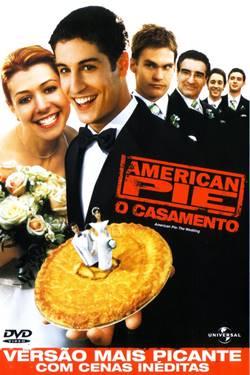Capa American Pie O Casamento Torrent Dublado